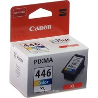 Cartridges, toners for printers Canon CL-446 XL