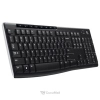 Photo Logitech K270 Wireless Keyboard