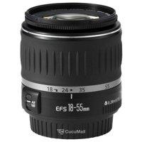 Photo Canon EF-S 18-55mm f/3.5-5.6