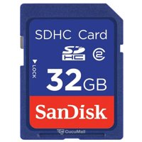 Photo SanDisk SDHC 32Gb